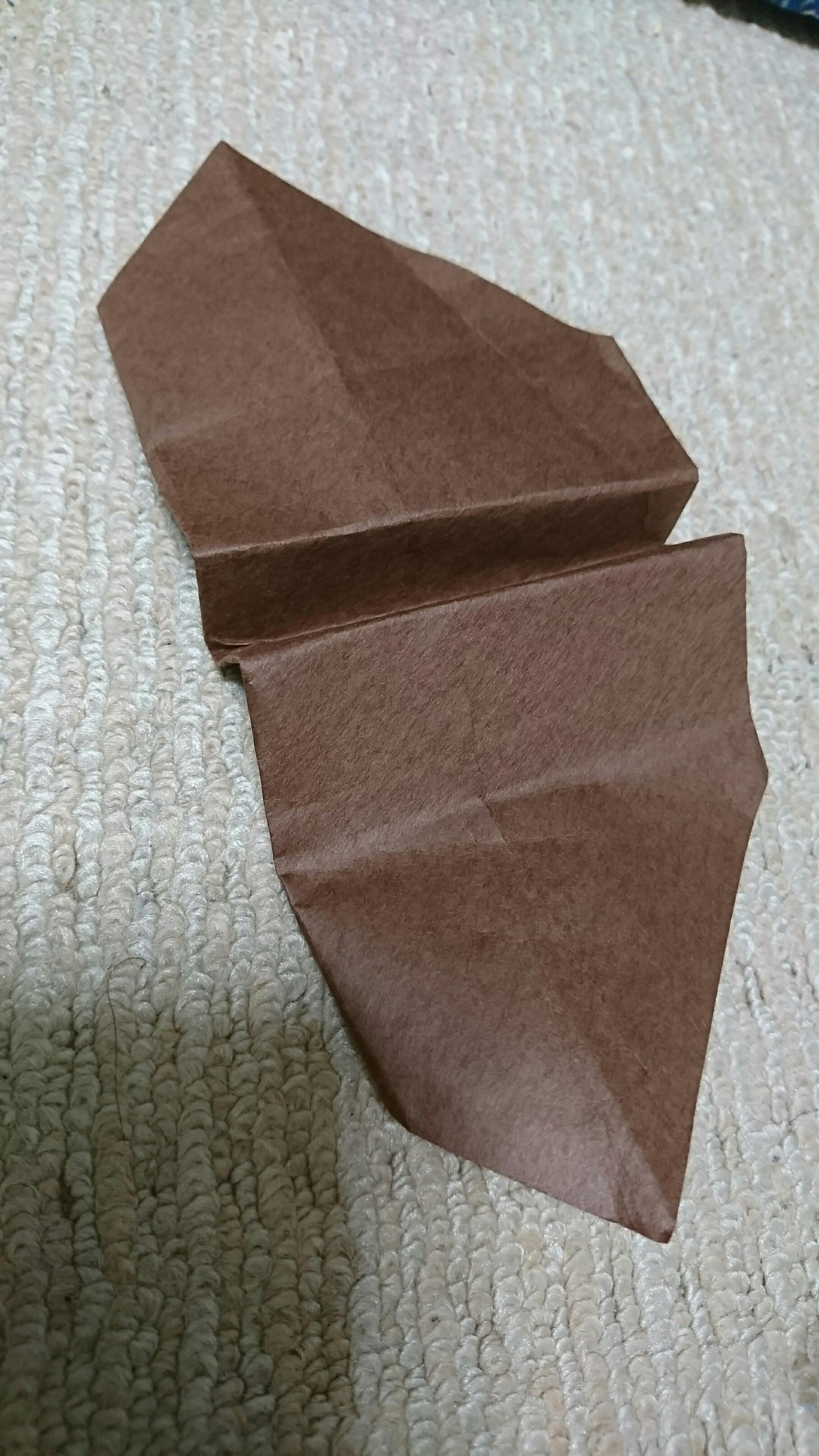 折紙 カラス(オリジナル)